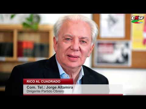 Altamira: El FMI aprieta