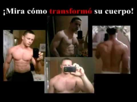 Aumentar masa muscular en casa rapido