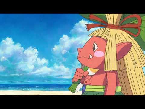 Doodle Champion Island Games: Kijimuna Champion Intro