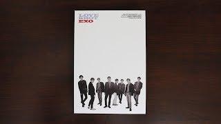 Unboxing EXO - 5th Album Repackage Love Shot Shot Version