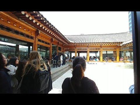 새로생긴 서울 최고의 핫플레이스 북촌 한옥카페 Hot Place Bukchon Hanok Cafe Onion