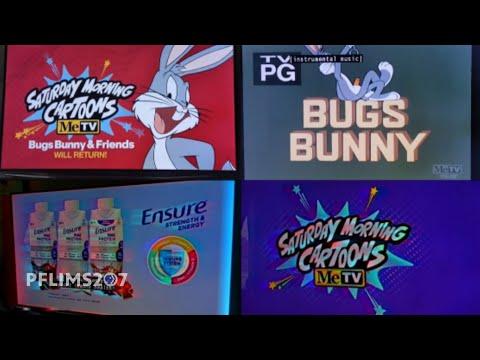 MeTV's Saturday Morning Cartoons COMMERCIALS (May 22 – May 29, 2020)