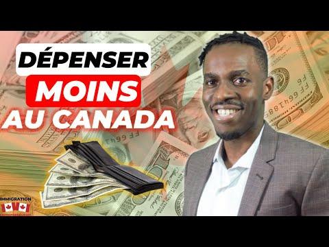 RÉDUIRE SES DÉPENSES AU #CANADA ... EST CE POSSIBLE?
