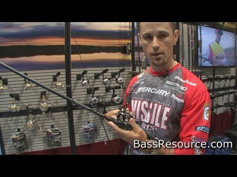 Pinnacle Fishing Rods And Reels With John Crews | Bass Fishing