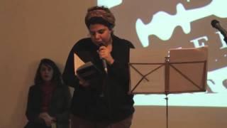 """Malha Fina Cartonera: """"Poética"""" de Jacqueline Goldberg"""
