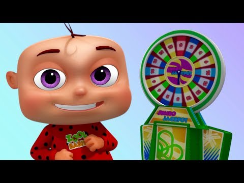 Five Little Babies In a Amusement Arcade | Five Little Babies Collection | Zool Babies Fun Songs