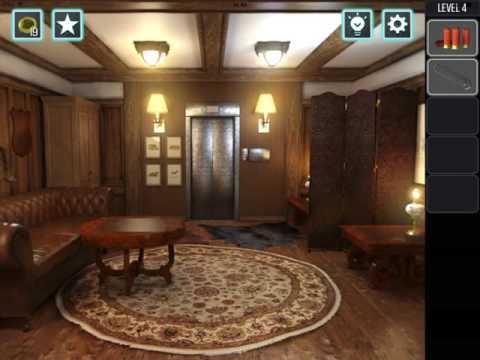 Can You Escape Deluxe Level 4 Walkthrough