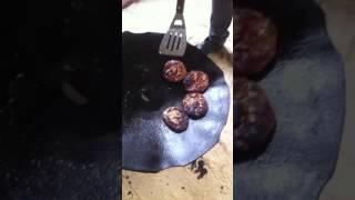 Как правилино жарить котлеты для бургера