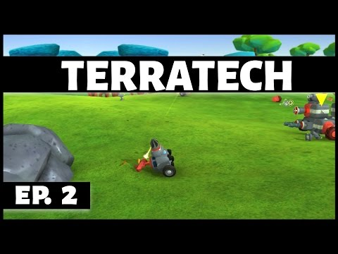Terratech - Ep. 2 - The Solar Quest! - Let's Play [TerraTech Season 4]