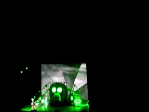 The Mighty Boosh live in Liverpool - The Crack fox & Hitcher