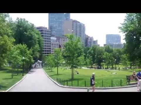 Boston Common - Tour Boston