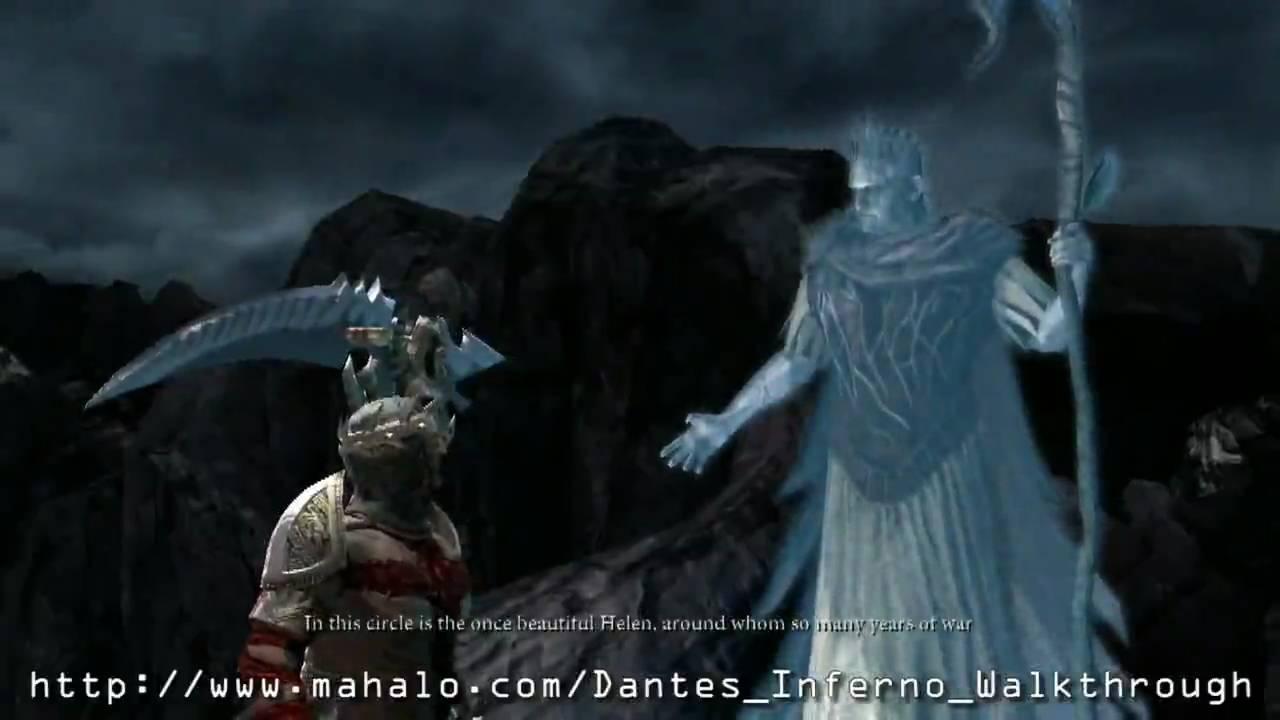 Dante S Inferno Walkthrough Chapter 3 Lust Part 3