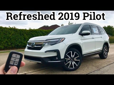 Full Review: Is the Restyled 2019 Honda Pilot the Best 3-Row Crossover?