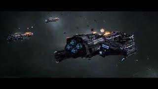 Космическая фантастика  HD! Рейдеры Рейнора часть 1