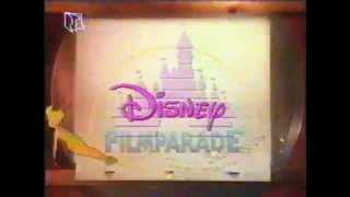 "RTLplus-Trailer [1] Disney Filmparade ""Flucht in die Wildnis"" (1992)"
