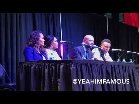 Tank , Sevyn , Rotimi,  Melanie Fiona , Remy Ma & More At The 2017 Circle Of Sisters Expo