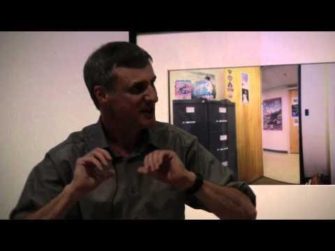 Steven Squyres talk, National Portrait Gallery