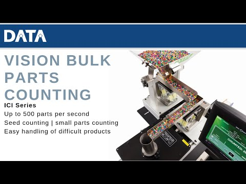 DATA: Counting Industrial Components