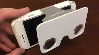Чехол для смартфона с очками виртуальной реальности(Чехол для смартфона с очками виртуальной реальности http://www.figmentvr.com Что же, все сложное становитcя простым..., 2015-11-20T06:00:01.000Z)