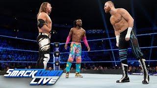 Kofi Kingston vs. AJ Styles vs. Sami Zayn - WWE Championship Match: SmackDown LIVE, May 7, 2019
