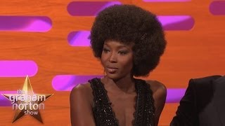 Naomi Campbell's Craziest Tabloid Rumours - The Graham Norton Show