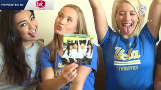 UCLA Gymnastics Cribs