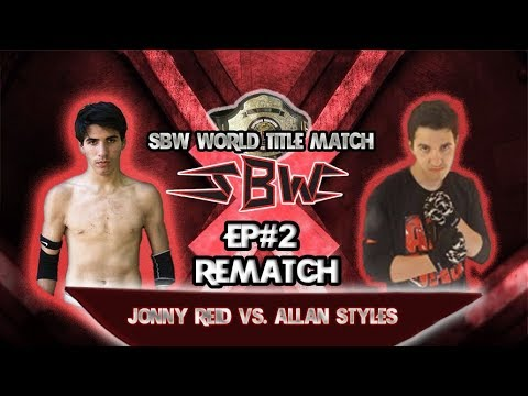 SBW ep#2 ( REMATCH!!)