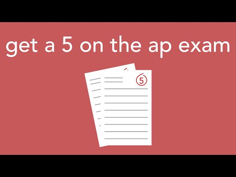 Get A 5 On The Ap Exam