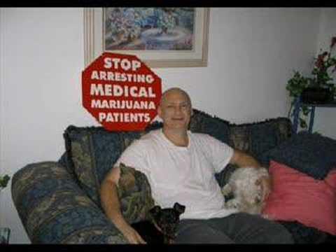 Ohio Medical Cannabis Patient Randy Brush