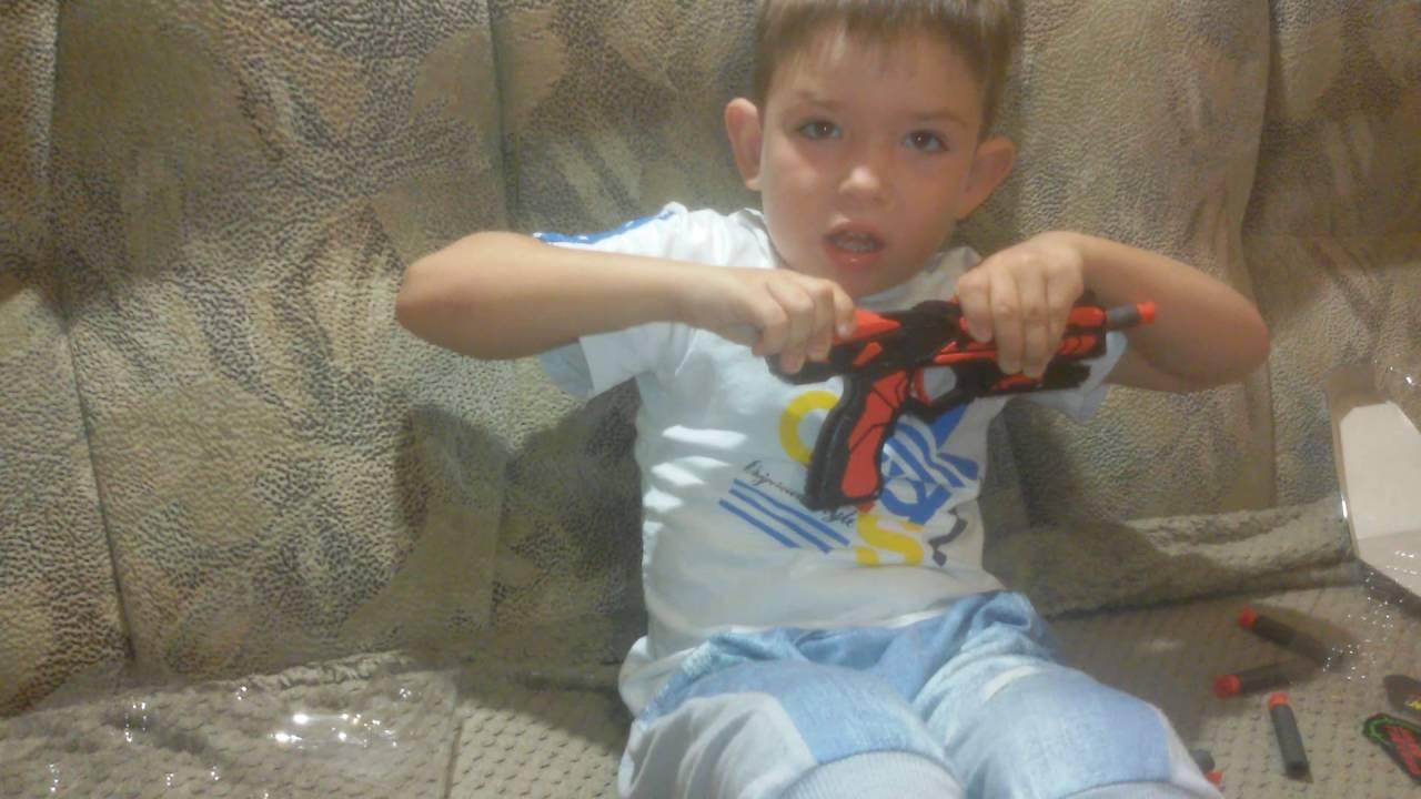 Игрушки для мальчиков Детское оружие.