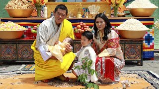 Celebrating 60th Birth Anniversary of 4th Druk Gyalpo Jigme Singye Wangchuk.