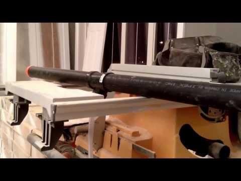 Steam bending wood Moldings