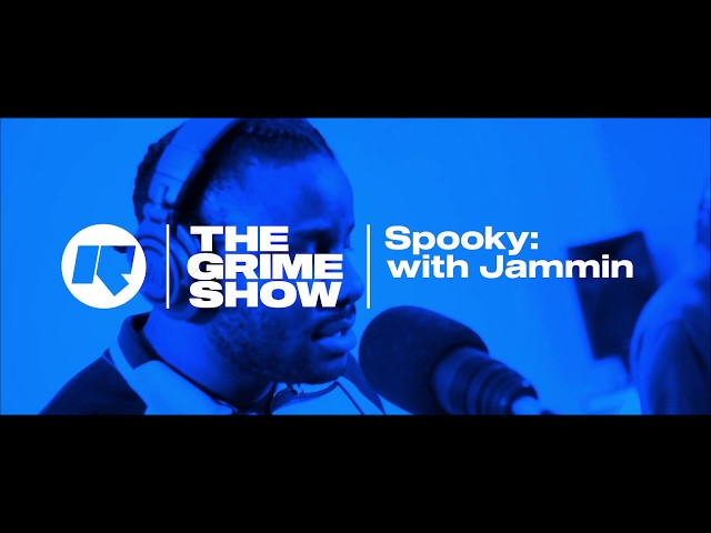 The Grime Show: Spooky with Jammin