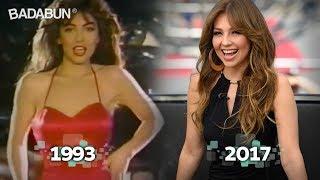 Evolución musical de Thalía