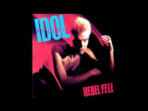 Billy Idol - Rebel yell ''Album Edit'' (1984)