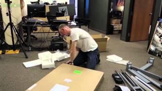 Unboxing Ergo Depot Jarvis Desk
