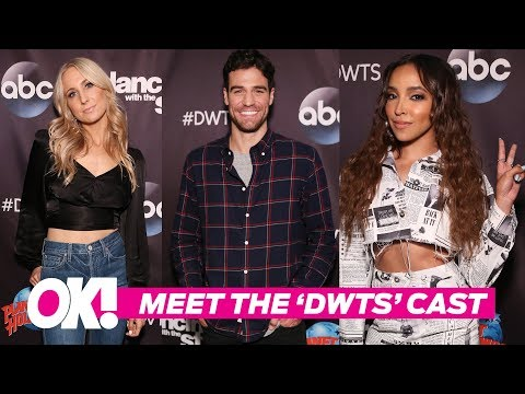 'DWTS' Cast Reveals Their Dancing Inspiration - And Who's Already On Track To Win!