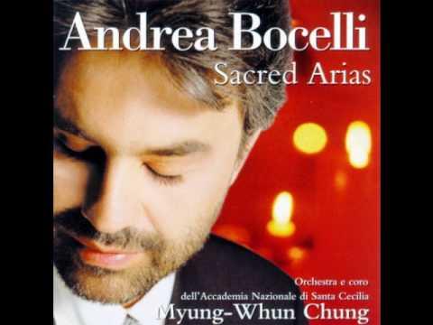 Gloria a te, Cristo Gesu - Andrea Bocelli