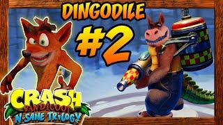 ABM: Crash Bandicoot 3 Time Warped !! N.SANE TRILOGY!! Playthrough 2!! HD PS4
