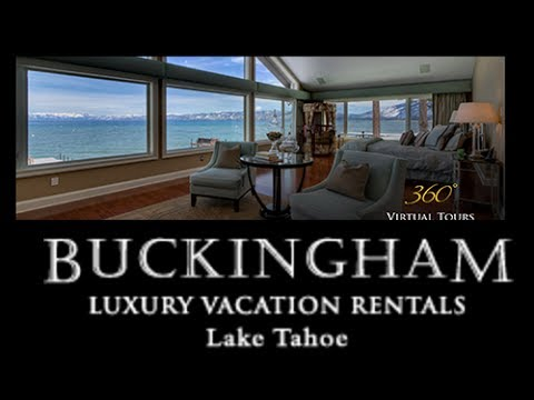 Vacation Rentals in Lake Tahoe - Luxury Vacation Rentals In Lake Tahoe