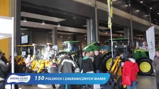 Film podsumowujący - ARENA AGRO OSTRÓDA 2015