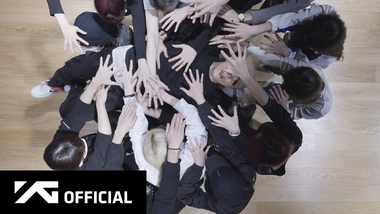 iKON - '사랑을 했다+죽겠다 KINGDOM ver.' DANCE PRACTICE VIDEO