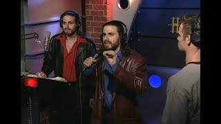 The Jesus Twins Return To Complain About California's Three Strikes Law 5-1-2002