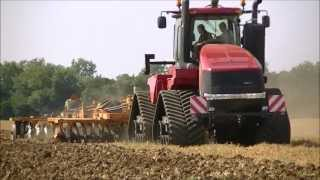 Case Quadtrac 600 and simba solo