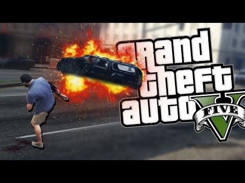 SUPERPOWER MOD | Grand Theft Auto V (PC) #2