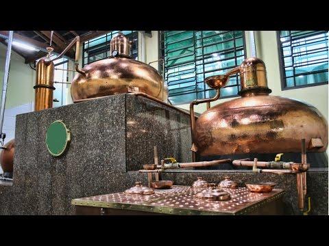 Cachaça - Produção Artesanal de Qualidade - O Alambique
