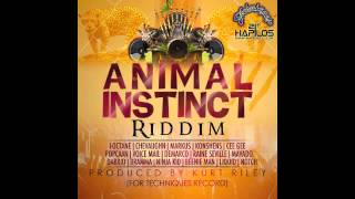 Popcaan - Protect Them Lord (Raw) | Animal Instinct Riddim | - Jan 2013 @GazaJaman