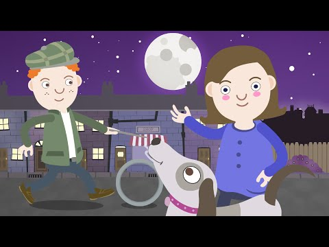 Girls and Boys Come out to Play   Nursery Rhyme   Toddler Fun Learning