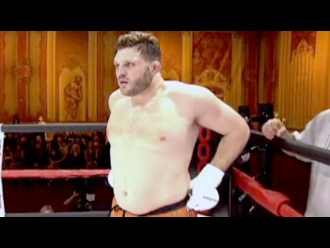 Roy Nelson vs Josh Curran Rise to UFC
