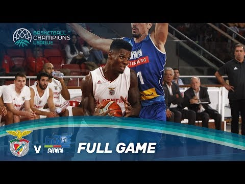 LIVE 🔴 - Benfica (POR) vs Kapfenberg Bulls (AUT) - Basketball Champions League 17-18